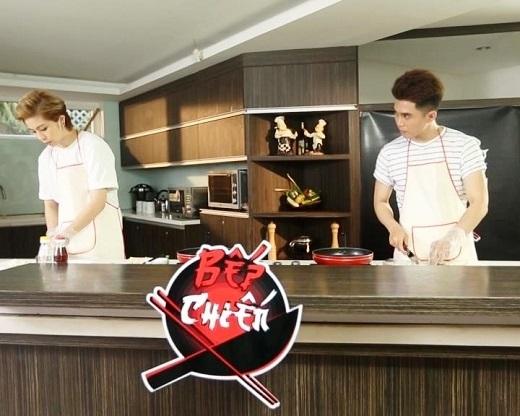 Cuối cùng họ cũng được tham gia vòng đặc biệt Bếp Chiến